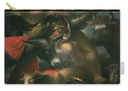 Allegory Of Fortune Carry-all Pouch