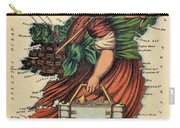 Allegory Of Ireland Carry-all Pouch