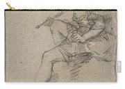 Allegory Of Painting Carry-all Pouch