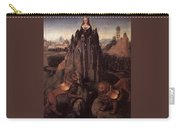 Allegory With A Virgin 1479 80 Hans Memling Carry-all Pouch