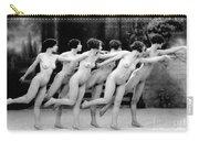 Allen: Chorus Line, 1920 Carry-all Pouch by Granger