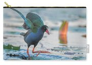 Allen's Gallinule  Carry-all Pouch