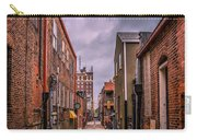 Alley A At Dawn Carry-all Pouch