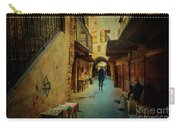 Alley Of Old Sidon Carry-all Pouch