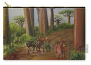 Alley Of The Baobabs Carry-all Pouch