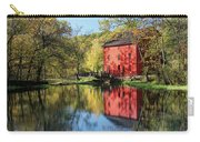 Alley Spring Mill Reflection Carry-all Pouch