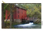 Alley Sprng Mill 3 Carry-all Pouch by Marty Koch
