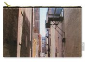 Alley W Guy Reading Carry-all Pouch