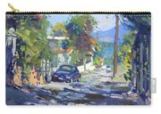 Alleyway By Lida's House Greece Carry-all Pouch