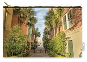 Alleyway In Chaleston Carry-all Pouch