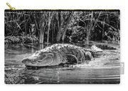 Alligator Bags Of Port Aransas Carry-all Pouch