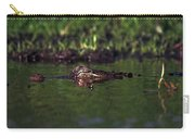 Alligator Eyes Carry-all Pouch