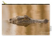 Alligator Head Carry-all Pouch