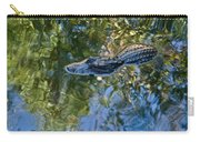 Alligator Stalking Carry-all Pouch