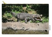 Alligator Surprise Carry-all Pouch