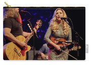 Allison Krauss With Jamey Johnson Carry-all Pouch