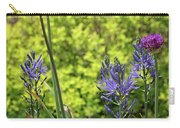 Allium And Camassia Carry-all Pouch