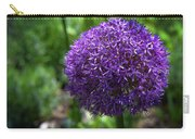 Allium Gladiator Closeup Carry-all Pouch