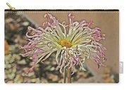 Allium Sunburst Pink/purple Tips On White Petals Yellow Center 2 10232017 Colorado  Carry-all Pouch