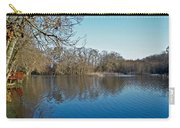 Alloway Lake - New Jersey - Usa Carry-all Pouch