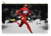 Allyson Felix Ahead Of The Pack Carry-all Pouch