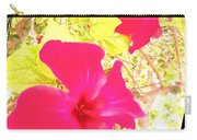Almeria Flowers Carry-all Pouch
