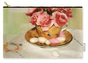 Almond Blossom Tea Carry-all Pouch
