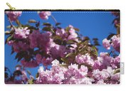 Almond Flowers Carry-all Pouch