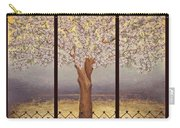 Almond Tree Carry-all Pouch