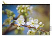 Almond Tree Branch Carry-all Pouch