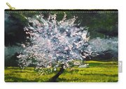 Almond Tree In Blossom Carry-all Pouch