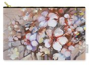 Almonds Blossom  2 Carry-all Pouch