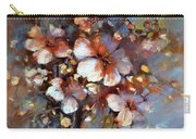 Almonds Blossom  3 Carry-all Pouch