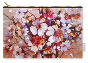 Almonds Blossom  5 Carry-all Pouch