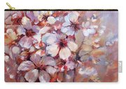 Almonds Blossom  6 Carry-all Pouch