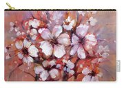 Almonds Blossom  8 Carry-all Pouch