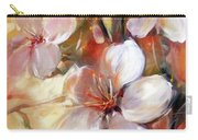 Almonds Blossom  9 Carry-all Pouch