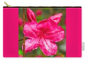 Almost April Showers Azalea Carry-all Pouch