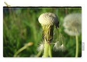 Almost Gone Dandelion Seeds Carry-all Pouch