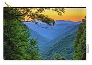 Almost Heaven - West Virginia 3 Carry-all Pouch