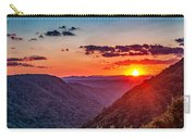 Almost Heaven - West Virginia Carry-all Pouch