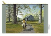 Almost Home 16x20 Carry-all Pouch