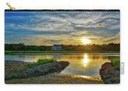 Almost Sunset In Pawleys Island Carry-all Pouch