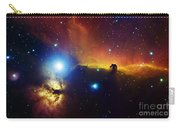 Alnitak Region In Orion Flame Nebula Carry-all Pouch by Filipe Alves