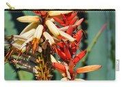 Aloe Bloom Desert Garden Carry-all Pouch
