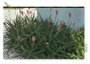 Aloe Blossoms Carry-all Pouch