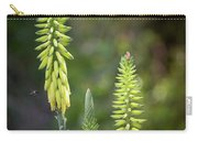 Aloe Vera Blooms Carry-all Pouch