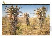 Aloe Vera Trees Botswana Carry-all Pouch