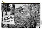 Aloha Hotel Bw Palm Springs Carry-all Pouch