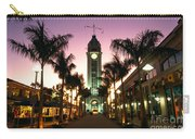 Aloha Tower Marketplace Carry-all Pouch